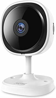Wireless IP Camera, SANNCE 1080P HD Home Security Camera with Two-Way Audio,2.4Ghz WiFi Indoor Camera for Pet Baby Elder M...