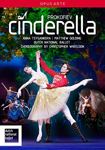 Prokofjew: Cinderella (Dutch National Ballet, 2012) [DVD]