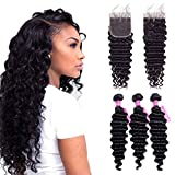 hair bundles with lace