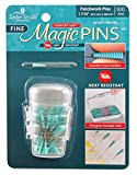 Comfort Grip Magic Pins Patchwork Fine-Quilting Supplies-Sewing Supplies-Sewing Notions-100 Count