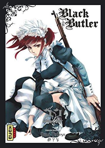 Black Butler - Tome 22