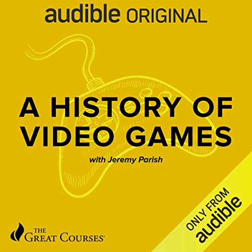 A History of Video Games cover art