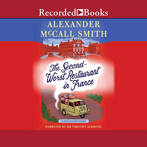 The Second-Worst Restaurant in France audiobook cover art