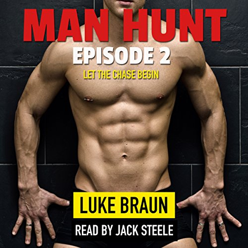 Man Hunt: Episode 2 audiobook cover art
