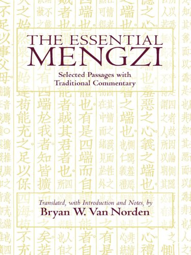 The Essential Mengzi: Selected Passages with Traditional Commentary (Hackett Classics) (English Edition)