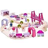 Product Image of the Bigjigs Rail Fairy Town Train Set
