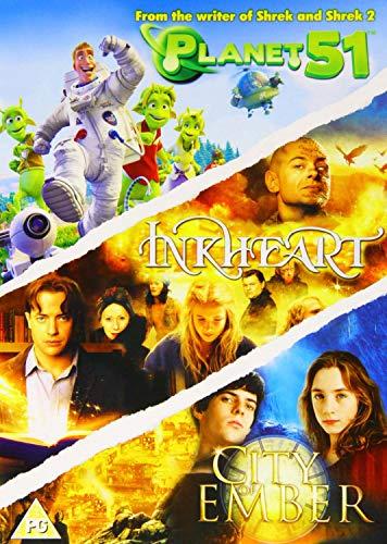 City Of Ember  Inkheart  Planet 51 [Edizione: Regno Unito] [Edizione: Regno Unito]