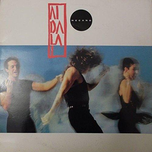 Mecano - Aidalai - Ariola - 211 786 (5F), BMG España - 211 786 (5F), Ariola - SF 211 786, BMG España - SF 211 786