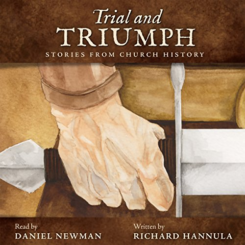 Trial and Triumph audiobook cover art