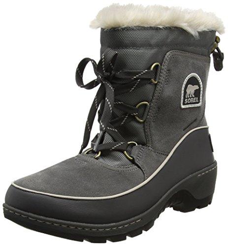 Sorel Torino, Botas de Nieve para Mujer, Gris (Quarry, Cloud Grey), 38.5 EU