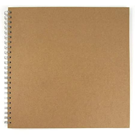 Rayher 8168800 Album 30 Feuilles 190 G/m2 30 x 30 cm