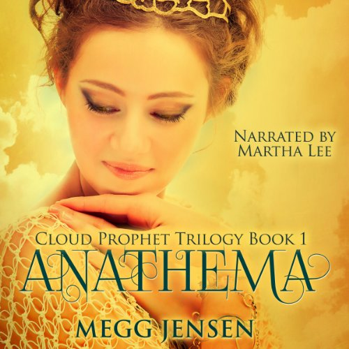 Anathema audiobook cover art