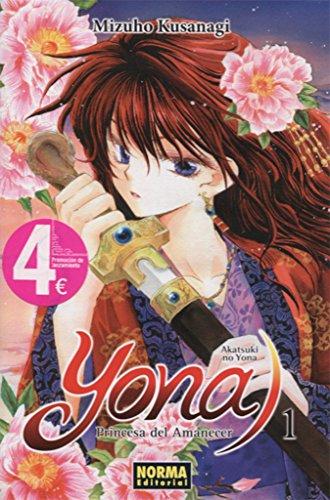 Yona, Princesa del Amanecer 1 (Ed. Promocional)