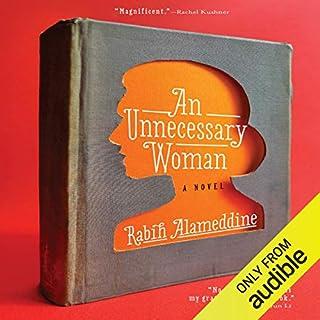 An Unnecessary Woman audiobook cover art
