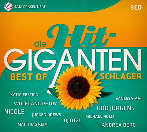 Die Hit Giganten Best of Schlager