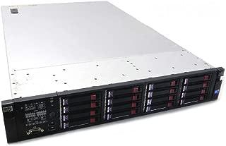 HP ProLiant DL385 G7 2U RackMount 64-bit Server with 2x12-Core 6344 Opteron 2.6GHz CPUs + 128GB PC3-8500R RAM + 16x600GB 10K SAS SFF HDD, P410i RAID, 4xGigaBit NIC, 2xPower Supplies, NO OS