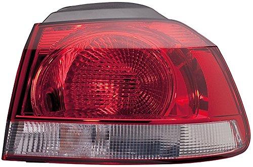 HELLA 2SD 009 922-101 Heckleuchte - Glühlampen-Technologie - äusserer Teil - rechts