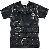 Edward Scissorhands - Edward Costume Tee (Front/Back Print) T-Shirt Size XL