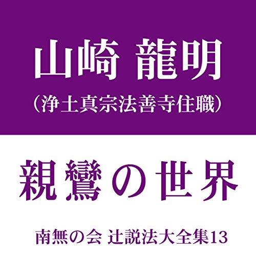 『南無の会 辻説法大全集 13.親鸞の世界』のカバーアート