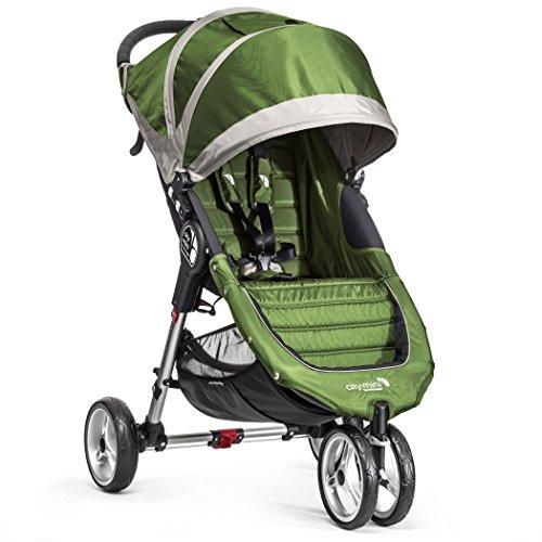 Baby Jogger City Mini 3 Passeggino,Verde(Lime/Gray)