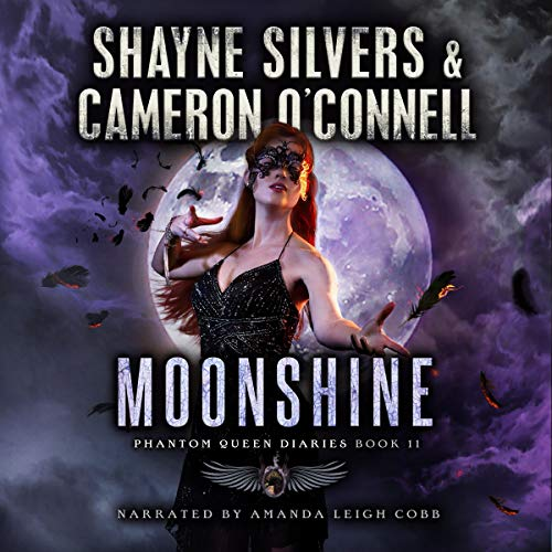 Moonshine: Phantom Queen Book 11: A Temple Verse Series Titelbild