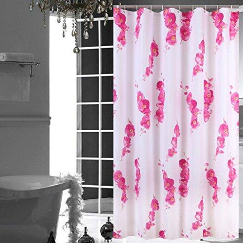 Daeou Polyester, imperméable, rideau de douche, humidité, maison, de rideau de douche