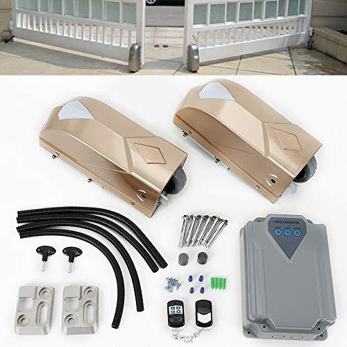 Gusseisen + Plastik Drehtorantrieb Flügeltorantrieb Doppel Torantrieb Toröffner