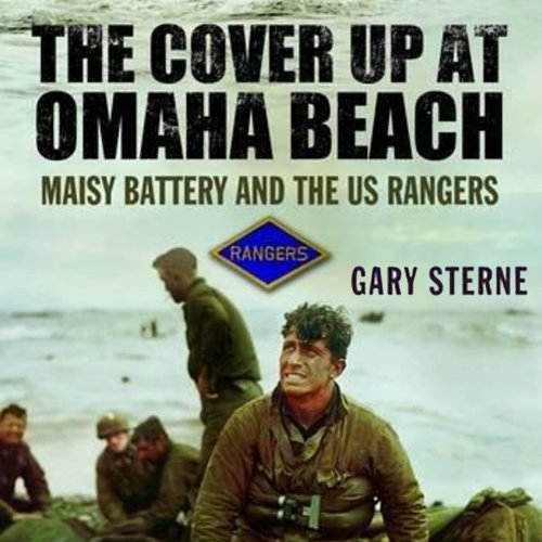 Cover-Up at Omaha Beach audiobook cover art