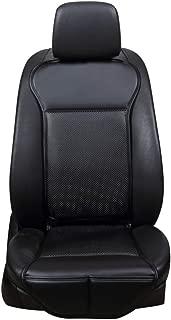 Sitzheizung Auto Auflage 12V Universal Autositzheizung Pad, Mit Thermostat, Winter Einzelsitz,Leather Car Seat Covers,Black