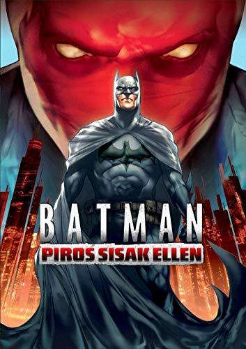 ZPDWT Puzzles 1000 Piezas Adultos Rompecabezas-Batman: Bajo La Capucha Roja-Educativo Intelectual Descomprimiendo Juguete Divertido Juego Familiar para Niños Adultos 75*50Cm