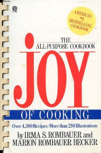 The All-Purpose Cookbook, Joy Oc Cooking.(Revised and Enlarged) by irma rombauer (1964-05-03)