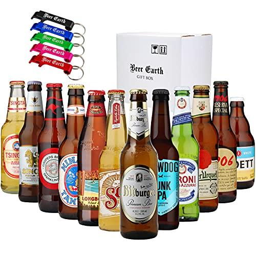 ワンランク上のビールギフト 世界のプレミアムビール [12か国12本]飲み比べ ギフトセット(全品正規輸入...
