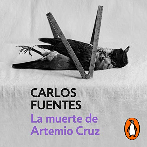 La muerte de Artemio Cruz [The Death of Artemio Cruz] cover art