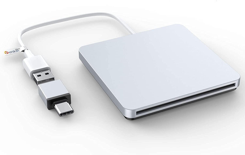 VersionTECH. External DVD CD Drive C Portable Max 81% OFF Type USB Tulsa Mall