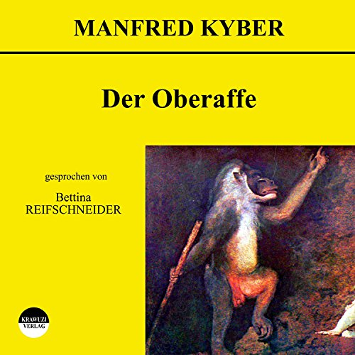 Der Oberaffe cover art