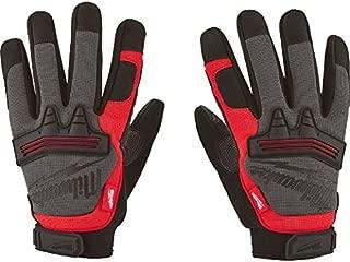 Milwaukee 48-22-8731 Demolition Gloves, Medium