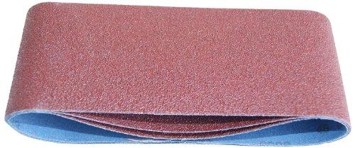 Dewalt Schleifband für Bandschleifer (64x356 mm, K80, Mehrzweck-Holz/Farbe/Lacke/Metall, für den Einsatz auf Mini-Bandschleifern) DT3667-QZ