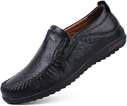LOVDRAM Chaussures Hommes, Chaussures De Sport, Hommes, Grande Taille, Chaussures De Travail Confortables Confortables
