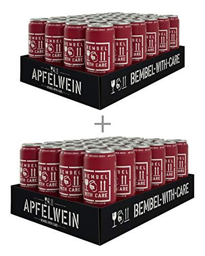 BEMBEL WITH CARE Apfelwein-Kirsche (48 x 500 ml)