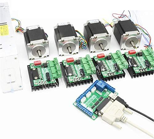 Rattm Motor 4-Axis Nema23 CNC Controller Kit