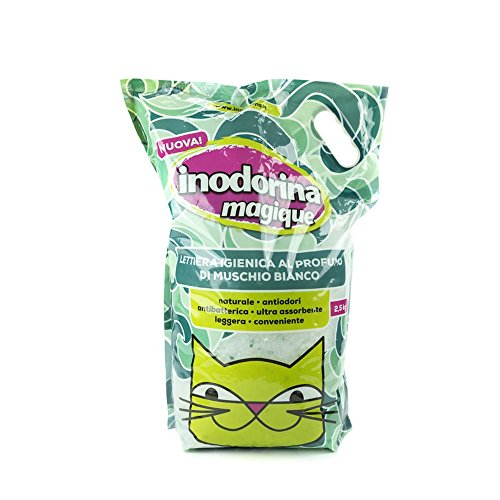 Inodorina Bag Profumo Muschio Bianco kg. 2.5