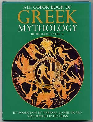 All Color Book of Greek Mythology
