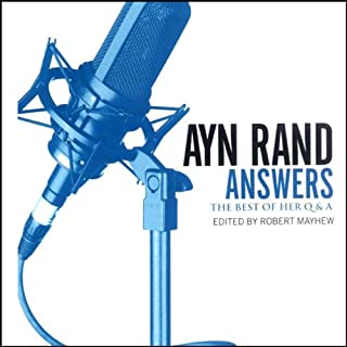 Ayn Rand Answers cover art