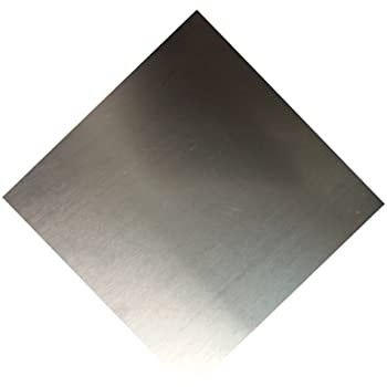 RMP 3003 H14 Aluminum Sheet, 12 Inch x 12 Inch x 0.249 Inch Thickness