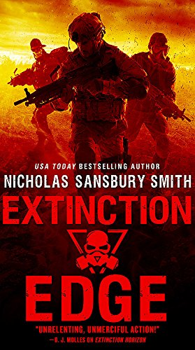 Extinction Edge (The Extinction Cycle Book 2) (The Extinction Cycle, 2)