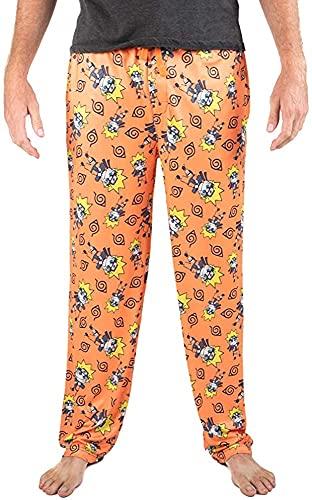Bioworld Naruto AOP Sleep Pants-XXL
