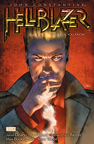 John Constantine, Hellblazer Vol. 2: The Devil You Know (New Edition) (Hellblazer (Graphic Novels)) (English Edition)