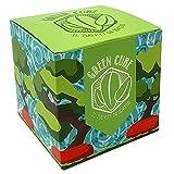 BONSAI GREEN CUBE - Kit da semina per Bonsai – 5 diverse varietà di semi per coltivare bellissimi Bonsai! PERFETTA IDEA-REGALO!