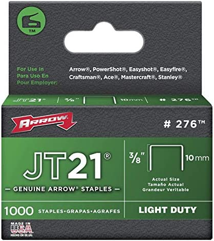 Arrow Fastener 276 3 JT21 Staples Ranking TOP12 Cheap mail order shopping 8