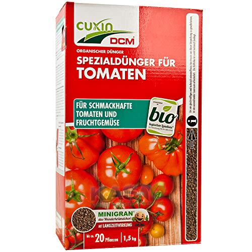 organischer Spezialdünger Tomaten